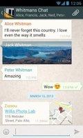 WhatsApp se actualiza en Android con una nueva interfaz