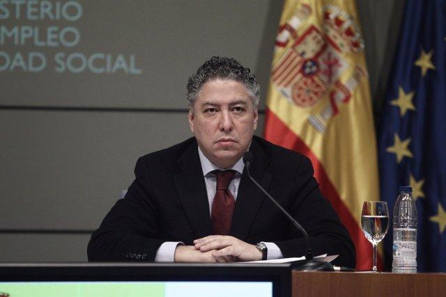 Secretario de Estado de Seguridad Social, Tomás Burgos