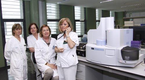 Son Espases pretende reducir el riesgo de aborto por pruebas invasivas con una nueva estrategia de cribado prenatal