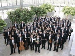Imagen de archivo de la Orquesta de Valencia.