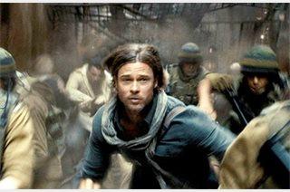 Llega el apocalipsis zombie de la mano de Brad Pitt