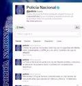 La Policía Nacional, segundo cuerpo de seguridad del mundo en la web 2.0