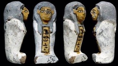 Foto: Arqueólogos del CSIC hallan tumbas de la elite egipcia de hace 3.500 años (CSIC)