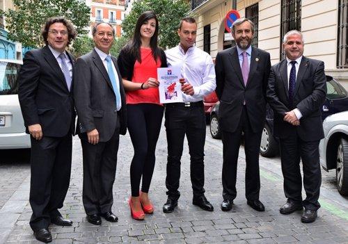 Presentación del Trofeo Villa de Madrid de Kárate