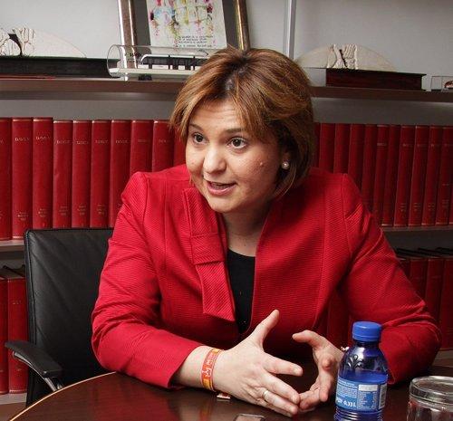 Isabel Bonig (archivo)