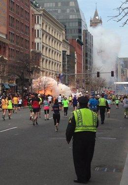 Recurso do ataque terrorista em Boston