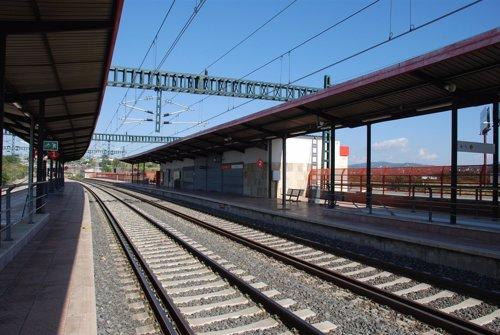 Estación de Cercanías / Rodalies de Rubí