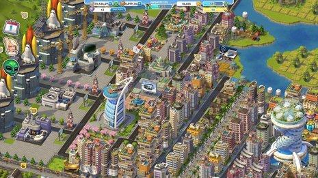 Sim City Social www.Europapress.Com/portaltic