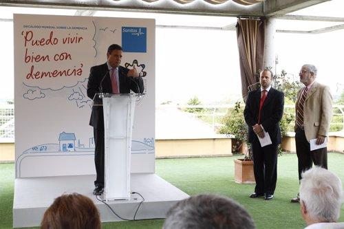 Domenech Crosas presenta el decálogo del Alzheimer