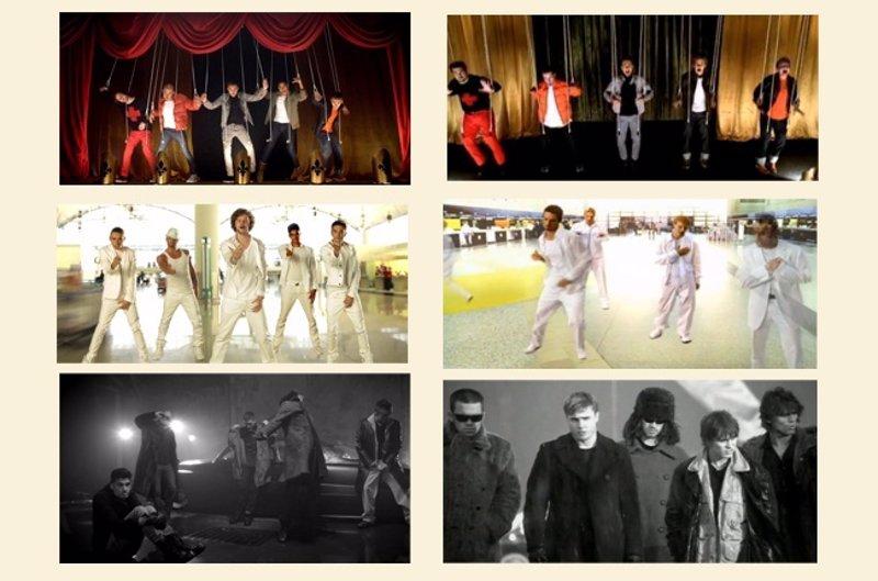 The Wanted homenajea a las grandes Boybands con 'Walks Like Rihanna'