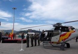 Exposición De Material De Los Ejercitos, De La Armada Y Guardia Civil