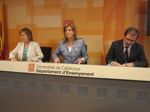 T.Pijoan, I.Rigau y M. Arcarons