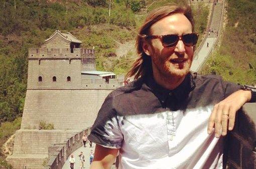 David Guetta China