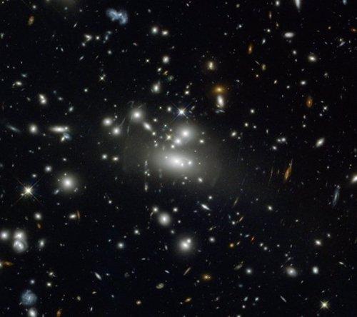 Galaxias distorsionadas