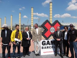 Foto: Mobile World Capital y los X Games Barcelona crean 'apps' móviles (EUROPA PRESS)