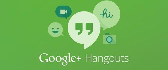 App Google Hangouts
