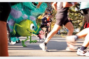Disney organiza la primera carrera para las familias: Disney Magic Run