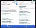 Google saca brillo a los resultados y las búsquedas por voz en iOS y Android