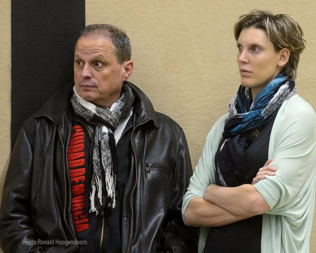 Ingrid y Lodewijk