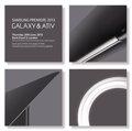 Samsung prepara un evento para el 20 de junio sobre Galaxy y ATIV