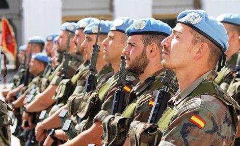 La Armada pone fin a su participación en la misión de la ONU en Líbano