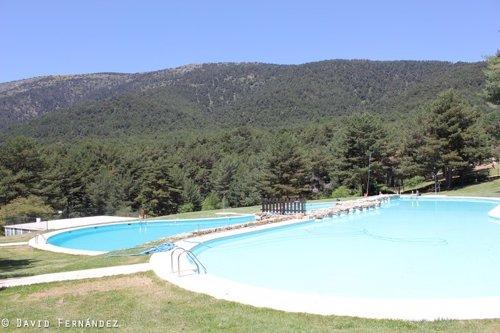 Las piscinas naturales de las berceas en cercedilla for Cuando abren las piscinas en madrid