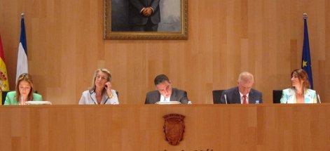 Pleno Diputación de Málaga