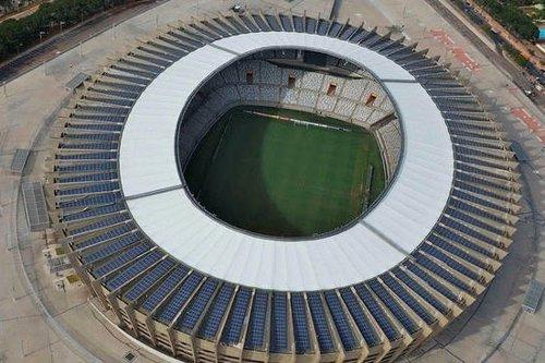 Castel Bolognese ai Mondiali in Brasile: per gli stadi scelto il fotovoltaico di Ingeteam