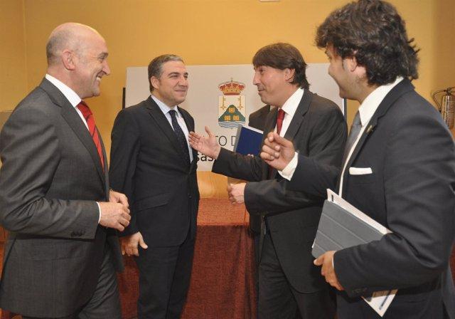 Reunión FEMP e Injuve en Tordesillas