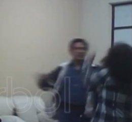 Exembajador de Bolivia ante la OEA golpea a secretaria