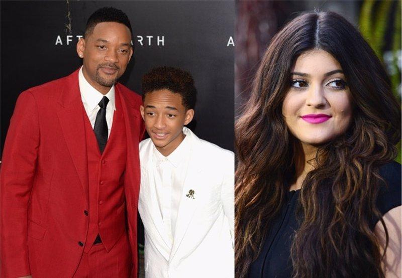 El hijo de Will Smith, Jaden Smith estrena película y novia