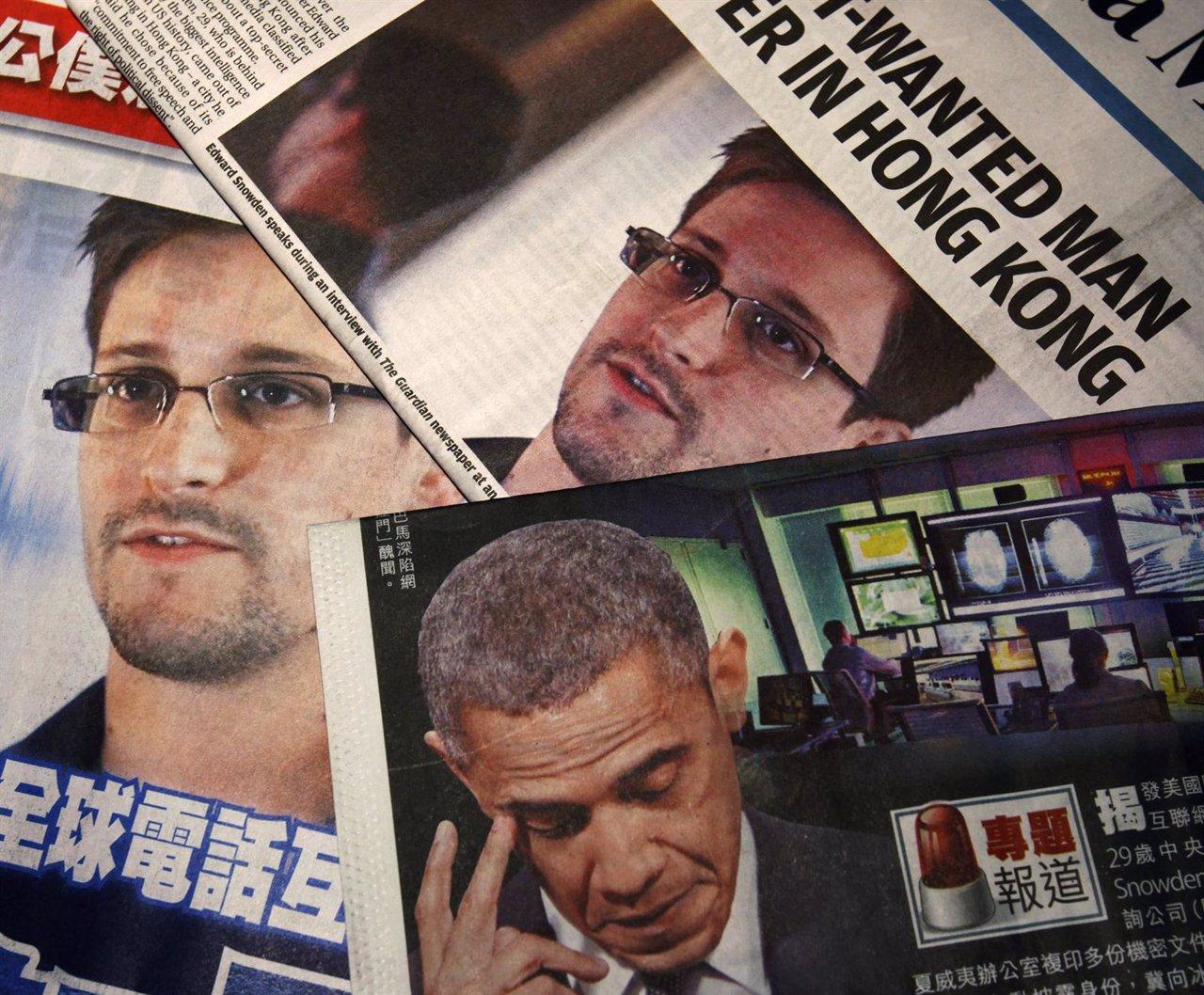 Edward Snowden, el exagente de la CIA