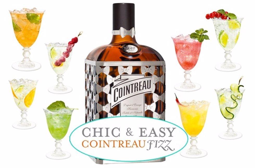 Concurso Momento Cointreau para llevarte esta elegante botella