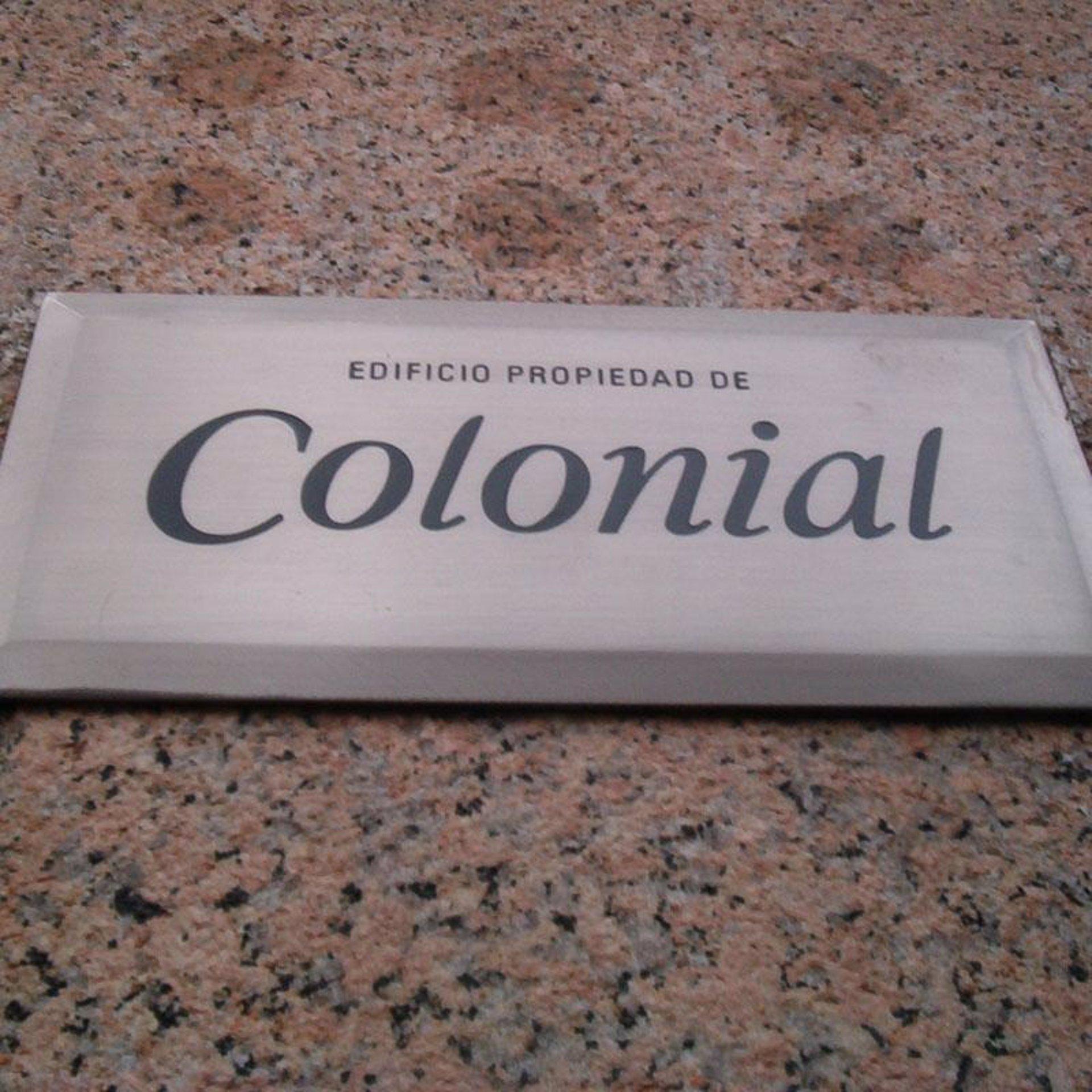 Carlos gramunt renuncia como consjero de colonial for Inmobiliaria colonial