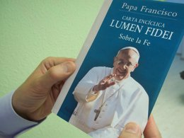 Encíclica 'Lumen Fidei'