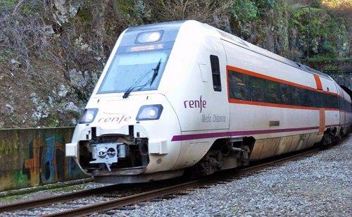 tren desde palencia granada: