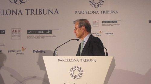 Shlomo ben Ami, exministro de Israel y exembajador en España