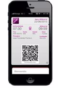 Los billetes de Renfe ya son compatibles con Passbook de Apple