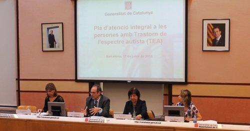 El nuevo plan de atención del autismo atenderá a 200.000 menores catalanes