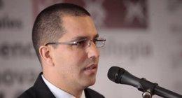 Jorge Arreaza, vicepresidente Venezuela