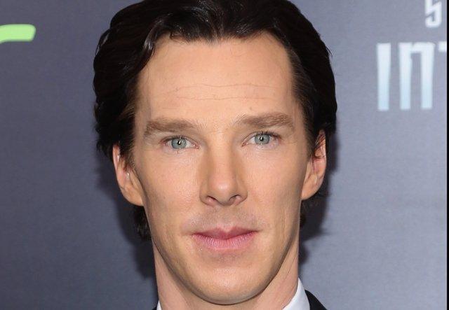 El actor Benedict Cumberbatch ofició una boda entre sus dos amigos gays
