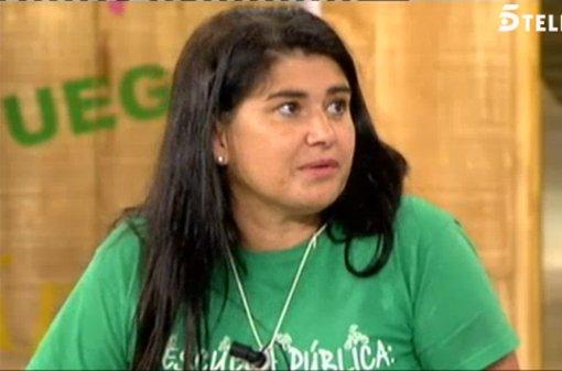 Lucía Etxebarría abandona Campamento de verano tras su linchamiento público