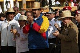 Nicolás Maduro duanet su viaje a Cuba por el 60 aniversario del 26 de junio.