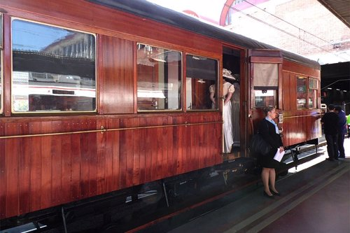 Tren Turístico 'Costa Brava'