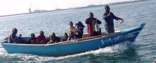 Embarcación ilegal