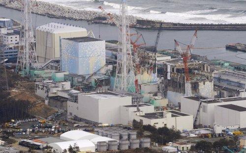 Central Nuclear De Fukushima Un Año Después Del Accidente Por El Tsunami