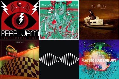 Los discos más esperados