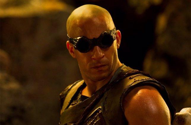 Vin Diesel es Riddick