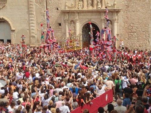 Fiestas de la Mare de Déu de la Salut de Algemesí