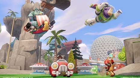 Disney Infinity para PlayStation 3 recibe 5 nuevos Toy Boxes